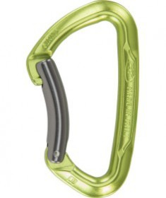 CLIMBING TECHNOLOGY LIME BENT  KARABÍNA 2C457  CLIMBING TECHNOLOGY