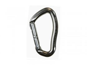 CLIMBING TECHNOLOGY NIMBLE STR KARABÍNA SILVER 2C440  CLIMBING TECHNOLOGY