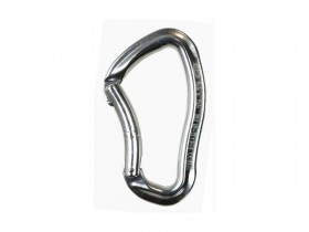 CLIMBING TECHNOLOGY NIMBLE BENT SILVER 2C441  CLIMBING TECHNOLOGY