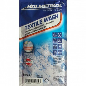 HOLMENKOL TEXTILE WASH ACTIVE DRY 50ml