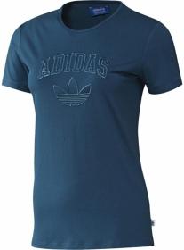 ADIDAS F77923 SLIM LOGO TEE tričko dámske  ADIDAS