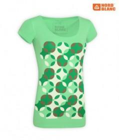 NORDBLANC 2447 CAPE GREEN tričko dámske