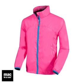 MAC MIAS NEON JACKET BUNDA UNI neon pink  MAC