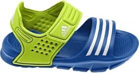 ADIDAS D65555 AKWAH 8I SAND�LKY DETSK� blue/green/white
