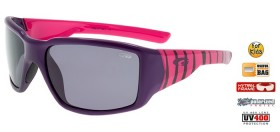 GOGGLE E962-2P OKULIARE JR violet pink  (kód: 1264)