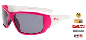 GOGGLE E962-4P OKULIARE JR pink white  (kód: 1264)
