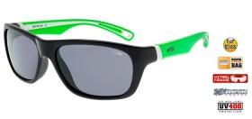 GOGGLE E972-3P OKULIARE JR black green  (kód: 6679)
