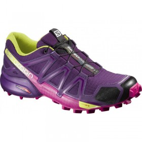 SALOMON SPEEDCROSS 4 W 383103 OBUV DÁMSKA  purple  (kód: 3073) SALOMON
