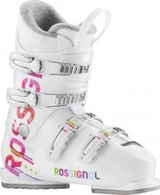 ROSSIGNOL FUN GIRL J 4 LYŽIARKY JR RBE5080 white  (kód: 8862) ROSSIGNOL