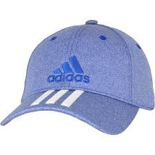ADIDAS BK0801 3S CAP MELAN ŠILTOVKA UNI melír modrý