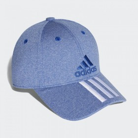 ADIDAS BK0801 3S CAP ŠILTOVKA melírová modrá  ADIDAS