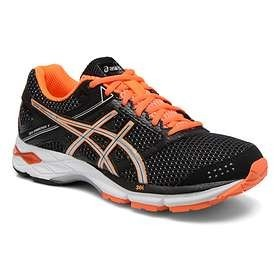ASICS T5MON  GEL PHOENIX 7 PÁNSKA OBUV black-silver-hot orange  (kód: 4613)
