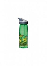 LAKEN JANNU TRITAN plastová flaša 750ml Kukuxumusu zelená BPA FREE  (kód: 7867)