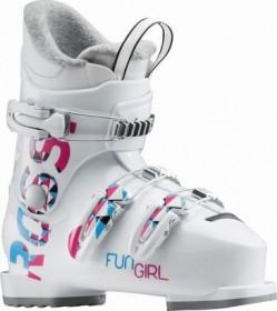 ROSSIGNOL FUN GIRL J3 LYŽIARKY  white  (kód: 7393) ROSSIGNOL