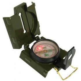 KOMPAS RANGER LED MIL-TEC oliva  (kód: 1525) MIL-TEC