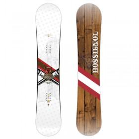 ROSSIGNOL ONE  SNOWBOARD HC 2000 V2 M/L  WHIT/SILV. RE7TH03  (kód: 7427) ROSSIGNOL