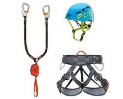 CLIMBING TECHNOLOGY 2K132C KIT FERRATA PLUS  SET  (kód: 6013) CLIMBING TECHNOLOGY