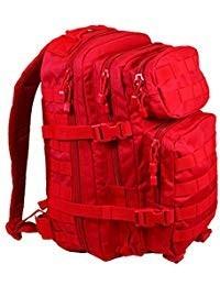 MIL-TEC US ASSAULT PACK SM 20L RUKSAK 14002010 red  (kód: 7717) MIL-TEC