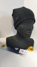BUFF MICROFIBER+POLAR ČIAPKA UNI čierna  (kód: 3505) BUFF