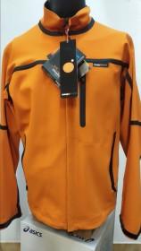 TRANGOWORLD CHAQUETA SOFTER SOFTSHELLOVÁ BUNDA PÁNSKA oranžová  (kód: 3241)